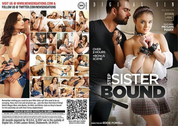 Step-Sister Bound - Megan Marx - Digital Sin