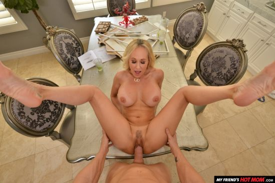 Brandi Love wants you to use your big thick - Oculus Rift