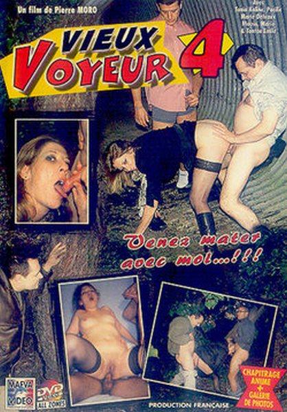 Vieux Voyeur 4 / Old Voyeur 4 (Year 2006)