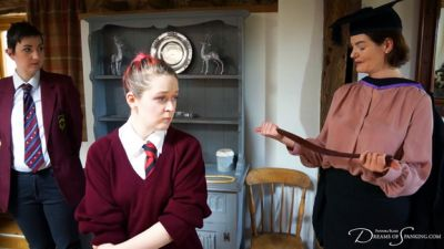 DreamsofSpanking – The Cane And The Curious