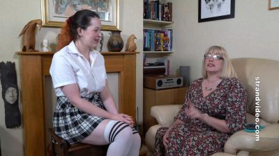 SpankingSarah – Sarah Stern, Laura Lux – A Need To Be Punished