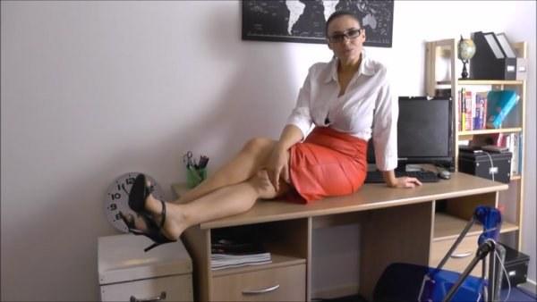 Goddess Becky Superior - Failed Alpha Status - High Heels