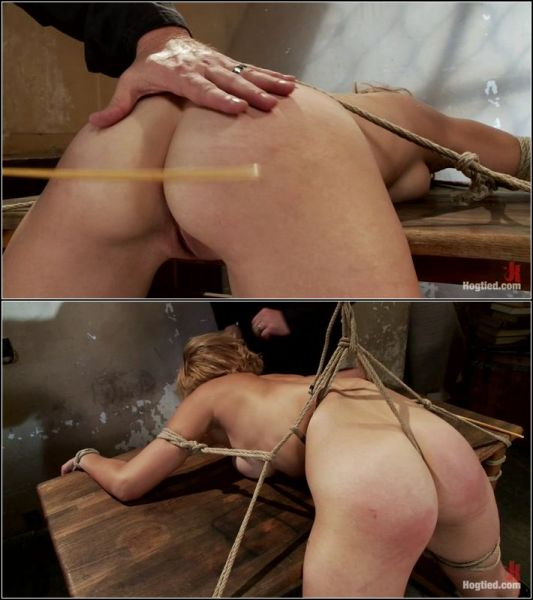 Welcome Audrey Rose to Hogtied  with Audrey Rose  (HD/720p) [2021]