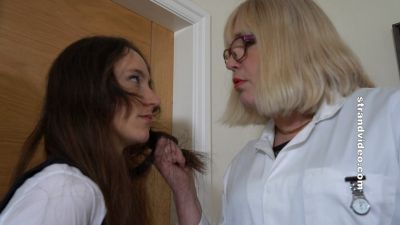 StrandVideo – Sarah Stern, Mila Grant – Mila At The The House Of Correction