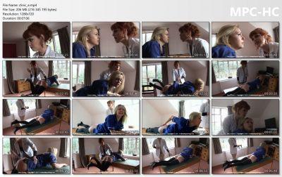 FirmHandSpanking - Lucy Lauren - The Clinic - E