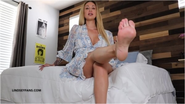 Lindsey Leigh - LL Foot Loser For Life - Dirty Feet
