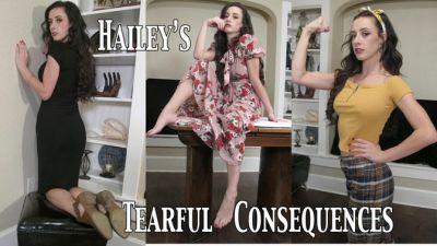 DallasSpanksHard – Tearful Consequences 8 – Feared Razor Strap