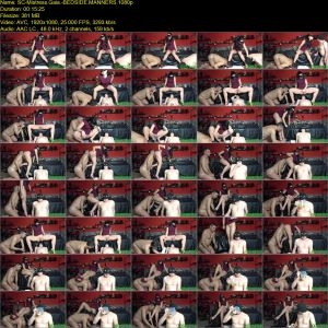 Mistress Gaia - BEDSIDE MANNERS ~ FullHD 1080p
