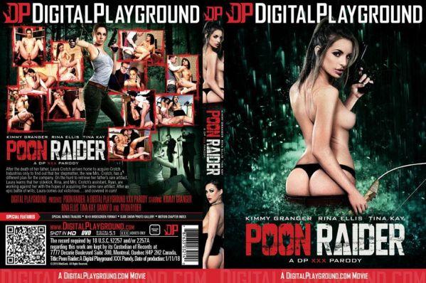 Poon Raider - Kimmy Granger - Digital Playground