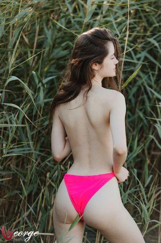 George-Models Anna Vlasova set and video 49