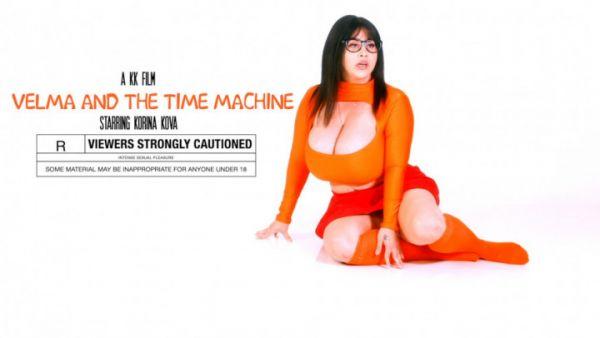 Big Tits: Goddess - Velma and the time machine (25.07.2021) (FullHD/1080p)