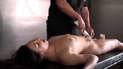 Desperate To Get Off - Nude Massage Oiled Orgasm