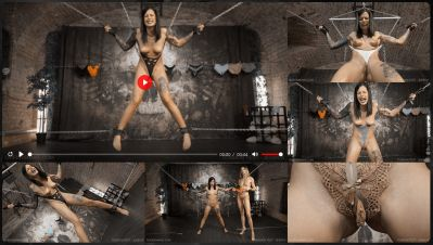 Queen Snake – TENSION TEST – JESSICA 2021 July 3