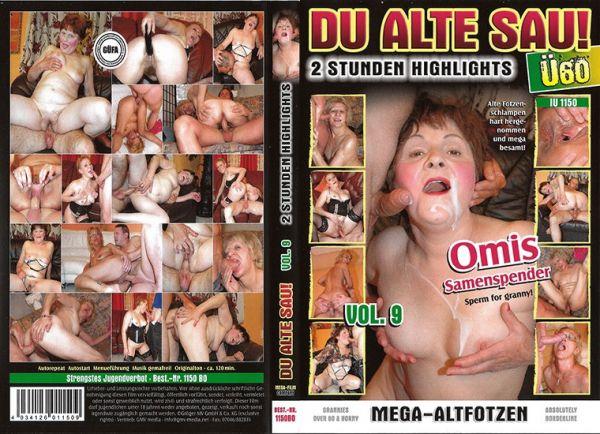 Du Alte Sau Teil 9 - Omis Samenspender - Mega Film Company