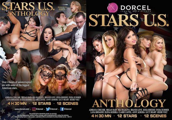 U S Stars Anthology (2021)