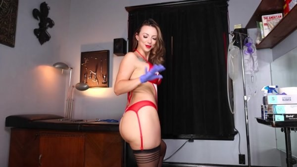 London Lix - Doctor Chastity  - Medical Play Fetish