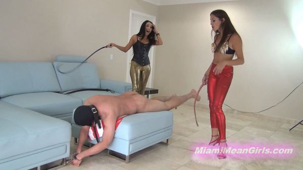 Learn To Fear Us Slave - Princess Beverly - MiamiMeanGirls