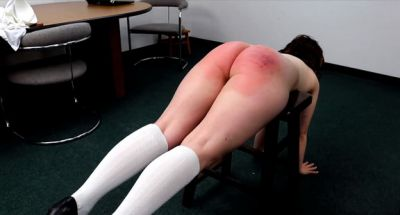 Ella's Painful Day With The Dean (part 2 Of 3)