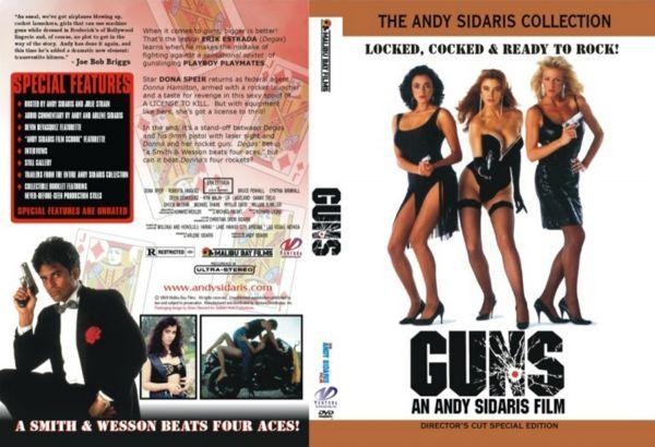 Guns - Dona Speir - Malibu Bays Film