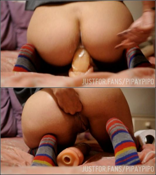 Dildo: Pipaypipo - Just For Fans 2 (HD/720p)