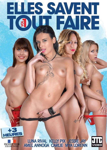 Elles savent tout faire vol. 1 / They can do everything 1 (Year 2020 / HD Rip 720p)