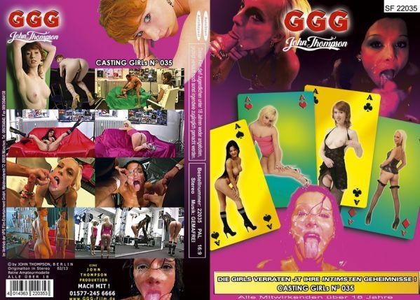 Casting Girls #35 - Jaqueline - GermanGooGirls