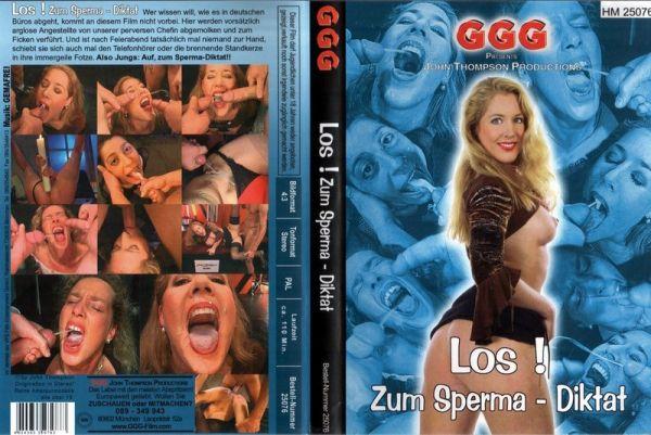 Los! Zum Sperma-Diktat - Claudia - GermanGooGirls