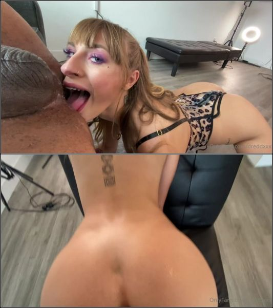 Interracial - Angel Youngs & Dredd (21-07-2021)  with Angel Youngs (FullHD/1080p) [2021]