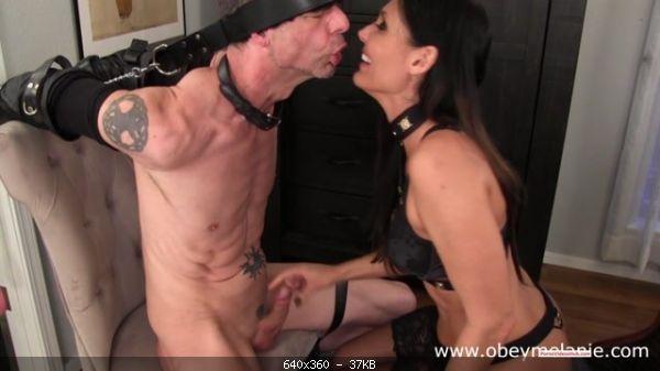 Obey Melanie – Kissed or Cock Teased
