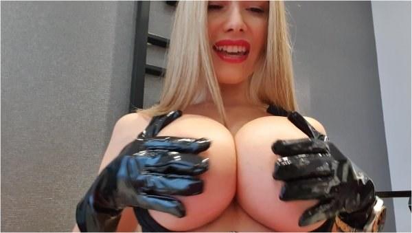 Miss Tiff - Ordering You to Cum - Boobs Worship
