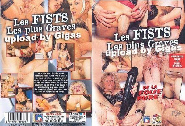 Les Fists Les Plus Graves - Delfynn Delage - Maeva Video