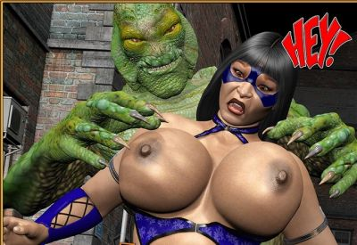 [DangerBabeCentral] Return of the Fishmen [3D Porn Comic] hipnosis