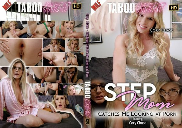 Stepmom Catches Me Looking At Porn - Cory Chase - TabooHeat