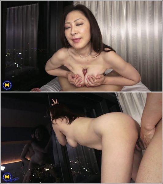 Ayano Nishi  - Japanese MILF fucking her submissive stepson (20.08.2021) [FullHD 1080p] (Mature)