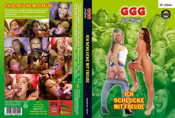 Julie Skyhigh  - GGG - Ich Schlucke Mit Freude [SD 404p] (GermanGooGirls)