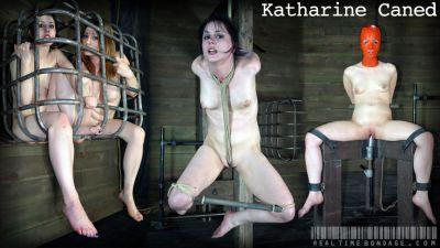 Real Time Bondage – Katharine Caned 3 – Katharine Cane