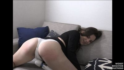 Juliette's Three Spanking Fantasies – Spanked To Climax Pt1