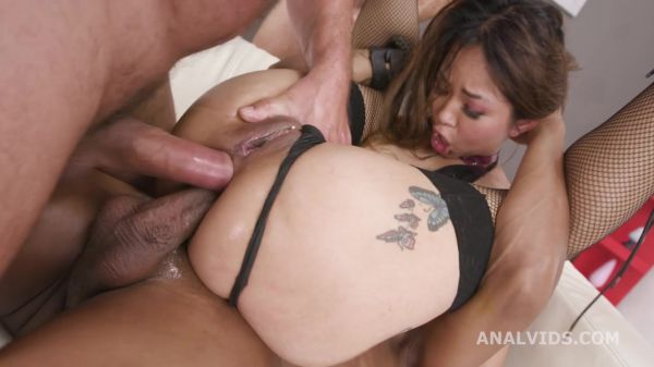 Jureka Del Mar - DAP and Fist with Squirt and Roses, Jureka Del Mar, Anal Fisting, ATM, DAP, Gapes, ButtRose, Squirt Drink, Cum in Mouth GIO1930 [HD 720p] (LegalP0rno)