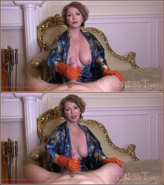 MistressT - 20 03 30 slave to a rich bitch with Mistress T (HD/720p) [2020]