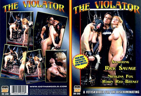 The Violator - Nicolina Foxx - Gotham Gold