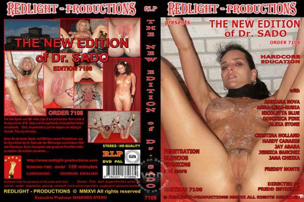 The New Edition Of Dr Sado Order 7108 - Nicoletta Blue