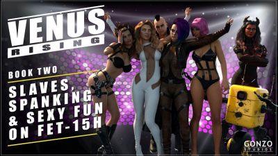 [GonzoStudios] Venus Rising Part 1-3 [3D Porn Comic] monster