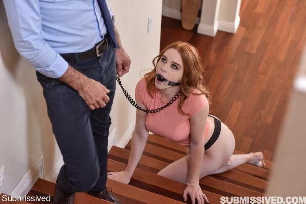 A Submissive Smile