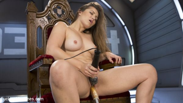 Dani Fucking-Daniels Is Fucked Into Squirting Orgasms