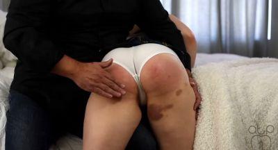 Naughty Babysitter Stevie Caught With Sex Toys – Spanked Otk