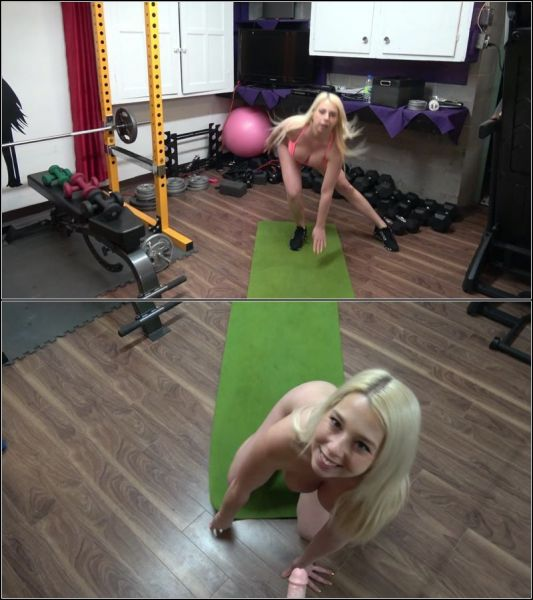 Milf - REAL workout POV fuck with RileyParks (FullHD/1080p) [2021]