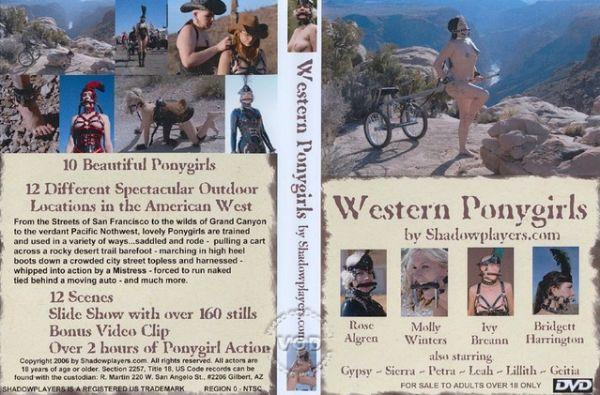 Western Ponygirls - Bridgett Harrington - ShadowPlayers