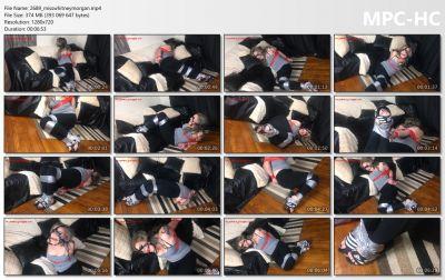 Whitney Morgan: Tape Tied Damsel In Sandals