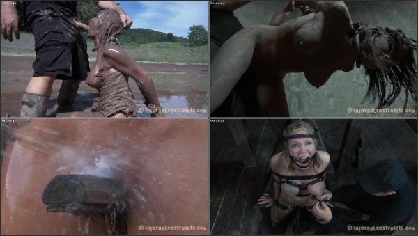 Mud Slut - Rain DeGrey - InfernalRestraints
