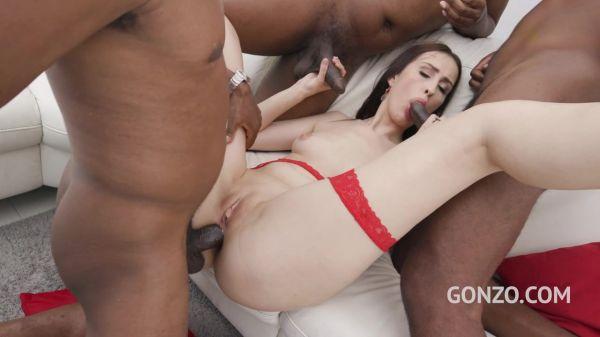 LegalP0rno: Jessica Night - Jessica Night Vs 4 BBC interracial double penetration SZ2717 (HD/720p)